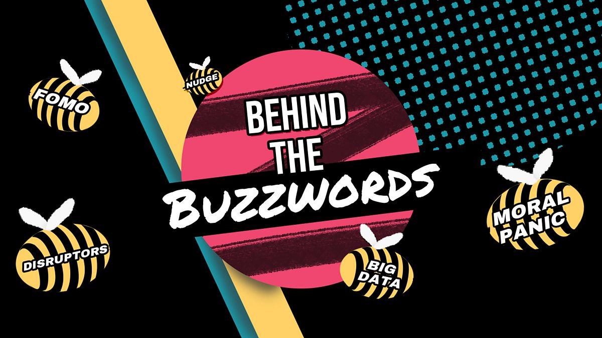 Behind The Buzzwords Podcast:Disruptors