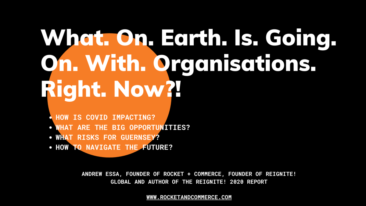 What. Is. Going. On. With. Organisations. RightNow?!